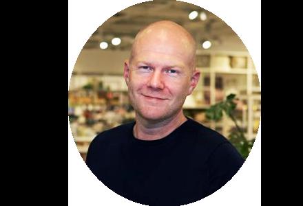 Benjamin Røpke adm. direktør hos Bahne