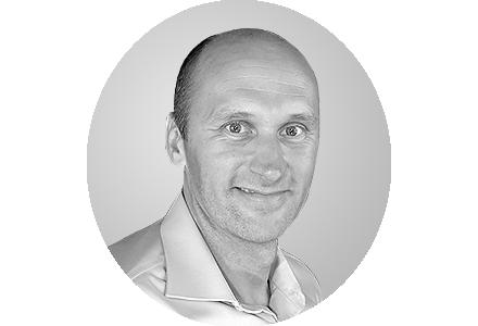 Moderator Morten Dale
