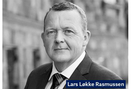Lars Løkke Rasmussen taler på Commerce Excellence 2020 i Aarhus