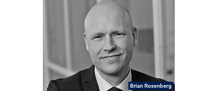 Brian Rosenberg er moderator på Commerce Excellence 2020 i Aarhus