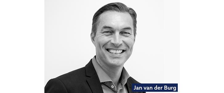 Jan van der Burg fra Servicegrossistene AS