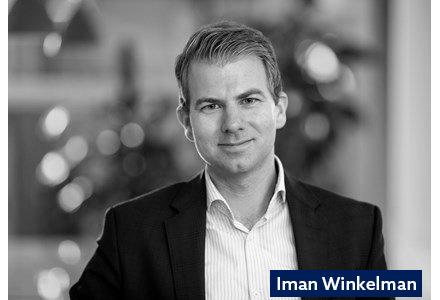 Iman Winkelman taler på Commerce Excellence 2020 i Oslo