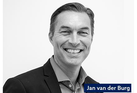 Jan van der Burg taler på Commerce Excellence 2020 i Oslo